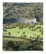 Ireland Fleece Blanket