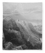 Ireland: Killiney Hill Fleece Blanket