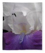 Iris 5 Fleece Blanket