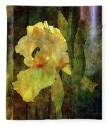Iris And Post 6731 Idp_4 Fleece Blanket