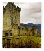 Ross Castle Fleece Blanket