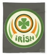 Irish Fleece Blanket