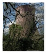 Ironbridge Cooling Tower Fleece Blanket