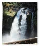 Ironhead Falls Fleece Blanket