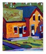 Isaiah Tubbs Neighbour Fleece Blanket