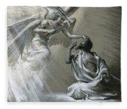 Isaiah's Vision Fleece Blanket