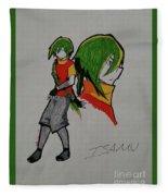 Isamu Fleece Blanket