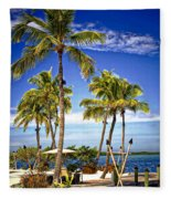 Islamorada - Florida Fleece Blanket