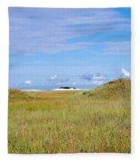 Island Beauty Fleece Blanket