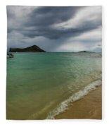 Island Living Fleece Blanket