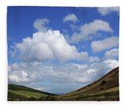 Isle Of Arran Fleece Blanket