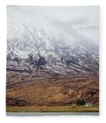 Isle Of Skye Fleece Blanket