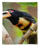 It's All About The Beak Fleece Blanket