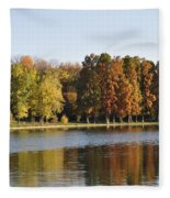 It's Up To You To Express Fleece Blanket