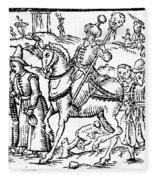 Ivan Iv Vasilevich (1530-1584) Fleece Blanket
