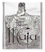 Jabon Fleece Blanket