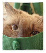 Jack In The Bag Fleece Blanket