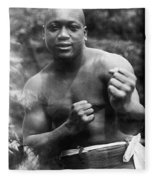 Jack Johnson (1878-1946) Fleece Blanket