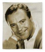Jack Lemmon, Actor Fleece Blanket