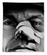 Jack Nicholson In Chinatown Fleece Blanket