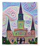 Jackson Square - Nola Fleece Blanket