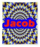 Jacob Fleece Blanket