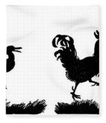 Jacobs: Henny Penny Fleece Blanket