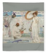 -   James Abbott Mcneill Whistler Fleece Blanket