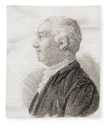 James Bruce, 1730 To 1794. Scottish Fleece Blanket