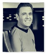 James Doohan, Scotty Fleece Blanket