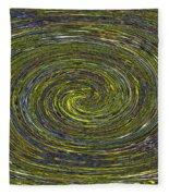 Janca Abstract #6731eca1b Fleece Blanket
