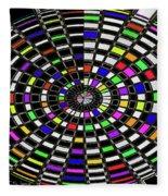 Jancaart # 4375-12s Fleece Blanket