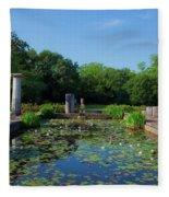 Jasmine Hill Gardens Fleece Blanket