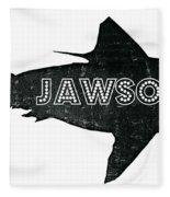 Jawsome Fleece Blanket