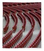 Jay Pritzker Pavilion - 4 Fleece Blanket
