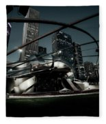 Jay Pritzker Pavilion - Chicago Fleece Blanket