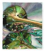 Jazz Shine Fleece Blanket