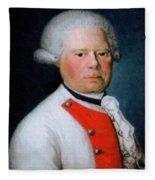 Jean Baptiste Brequin De Demenge 1769 Fleece Blanket