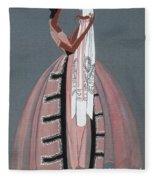 Jeanne Lanvin Design, 1925 Fleece Blanket