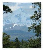 Jefferson Pines Fleece Blanket