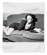 Jenny Love Fleece Blanket
