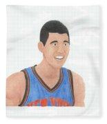 Jeremy Lin Fleece Blanket