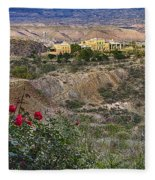 Jerome's Douglas Mansion Fleece Blanket