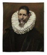 Jeronimo De Cevallos Fleece Blanket