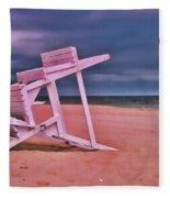 Jersey Shore 2 Fleece Blanket