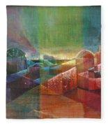 Jerusalem Fleece Blanket