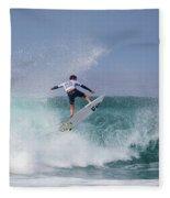 Jesse Mendes Fleece Blanket