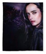 Jessica Jones Fleece Blanket