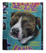 Jessie Fleece Blanket