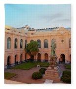 Jesuit Block, Cordoba, Argentina Fleece Blanket